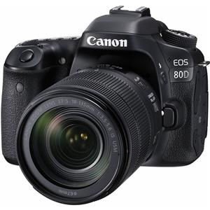 Canon Eos 80D EF S 18-135mm f/3.5-5.6 IS USM Kit Digital Camera